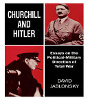 Churchill and Hitler Pdf/ePub eBook