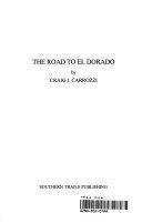 The Road to El Dorado Book PDF