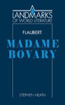 Flaubert: Madame Bovary