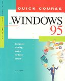 Quick Course In Windows 95