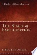 The Shape Of Participation