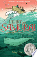 Heart of a Samurai Margi Preus Cover