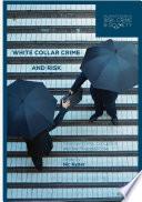 White Collar Crime And Risk