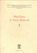 Es continuación de: Miscelánea de textos medievales
