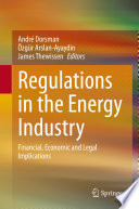 Regulations in the Energy Industry