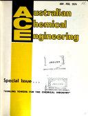 Australian Chemical Engineering Book