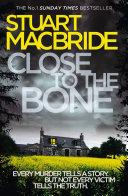 Pdf Close to the Bone (Logan McRae, Book 8)