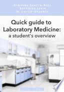 Quick guide to Laboratory Medicine: a student's overview