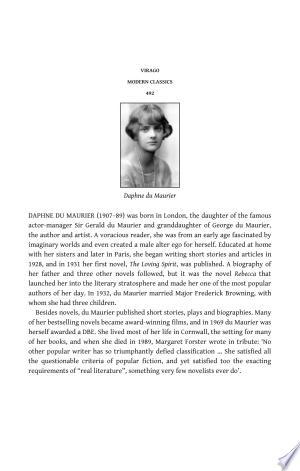 Free Download Rebecca PDF - Writers Club