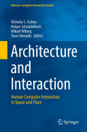 Architecture and Interaction Pdf/ePub eBook