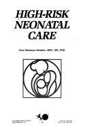 High risk Neonatal Care