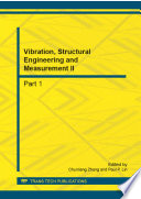 Vibration, Structural Engineering and Measurement II