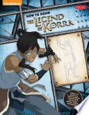 How to Draw The Legend of Korra Book