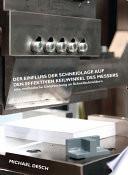 Der Einfluss der Schneidlage auf den effektiven Keilwinkel des Messers