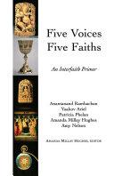 Pdf Five Voices Five Faiths