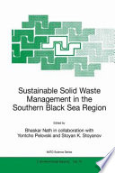 Sustainable Solid Waste Management in the Southern Black Sea Region Book