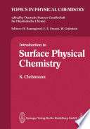 Introduction to Surface Physical Chemistry Book