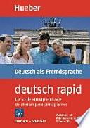 Deutsch rapid  : curso de autoaprendizaje de alemán para principiantes