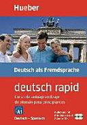 Deutsch rapid, Cassettenkurs Deutsch - Spanisch