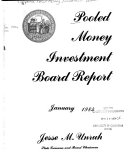 Pooled Money Investment Board Report Book PDF