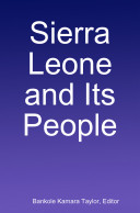 Sierra Leone and Its People
