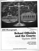 School Officials And The Courts Update