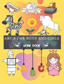 Abc s for Boys and Girls Book