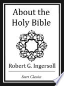 About the Holy Bible Book PDF