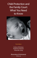 Pdf Child Protection and the Family Court: What you Need to Know