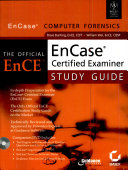 ENCASE COMP.FORENSICS CERTIFIED STUDY GUIDE (With CD )