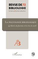 La politologie bibliologique