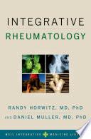 Integrative Rheumatology Book