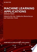 Machine Learning Applications Book PDF