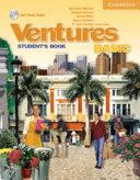 Ventures Basic Teacher's Edition with Teacher's Toolkit Audio ...