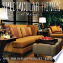 Spectacular Homes Of Michigan Book PDF