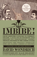 Imbibe! Updated and Revised Edition Book