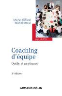Coaching d'équipe - 3e édition