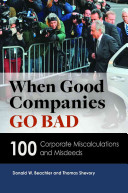 When Good Companies Go Bad