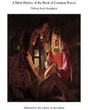Pdf A Short History of the Book of Common Prayer