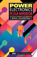 Power Electronics Design Handbook Book