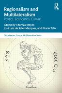 Regionalism and Multilateralism [Pdf/ePub] eBook