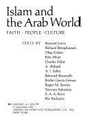Islam and the Arab World