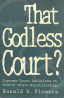 That Godless Court