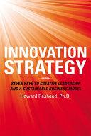 Innovation Strategy Pdf/ePub eBook