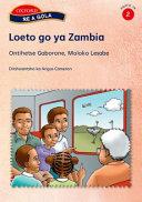 Books - Loeto go ya Zambia | ISBN 9780195787351