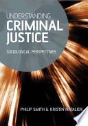 Understanding Criminal Justice