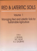 Red   Lateritic Soils