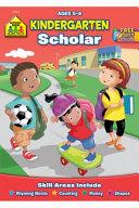 Kindergarten Scholar Book