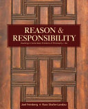 Reason and Responsibility  Readings in Some Basic Problems of Philosophy Book