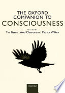 The Oxford Companion To Consciousness Book PDF